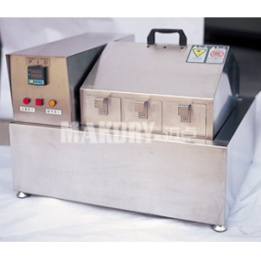 Aging machine for air exchange rate